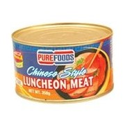 Purefoods Chinese Style Luncheon Meat (350g) ピュアフーズ ランチョンミート