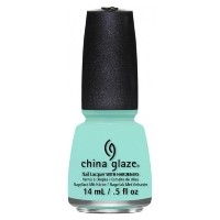 CHINA GLAZE Nail Lacquer - Art City Flourish - At Vase Value (並行輸入品)