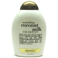 Organix Shampoo Cocunut Milk 384 ml Nourishing (3-Pack) (並行輸入品)