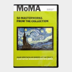 MoMA 50 Masterworks From The Collection DVD