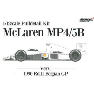 Mc Laren MP4/5B:Ver.C:Rd.11 Belgian GP