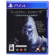 [cpa][c:0][b:10][s:0.20]Middle Earth: Shadow of Mordor Game of the Year (輸入版:北米) - PS4