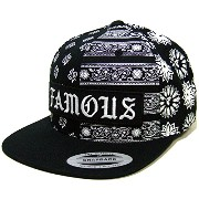 Famous Stars And Straps (フェイマス) スナップバックキャップ Street Essential Snapback