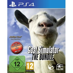Goat Simulator: The Bundle (PlayStation PS4)