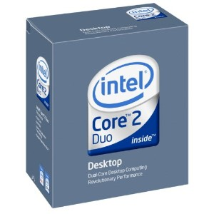 インテル Intel Core 2 Duo Processor E6850 3.00GHz BX80557E6850