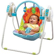 Fisher-Price Precious Planet Open Top Take-Along Swing [並行輸入品]