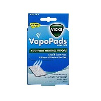 海外直送品Vicks Vicks Waterless Vaporizer Scent Pads, 1 each (Pack of 6)