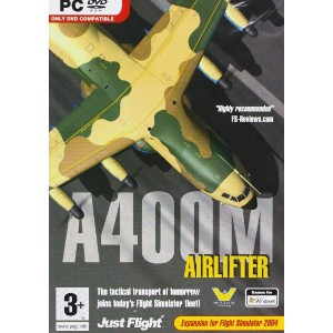 A400M Airlifter (Add on for FS 2004/X) (輸入版)