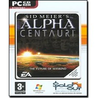 Sid Meier's Alpha Centauri Complete with Alien Crossfire Expansion (輸入版)