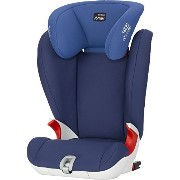 Britax Romer Kidfix SL High-Backed Booster Car Seat - Ocean Blue by Britax-R?mer