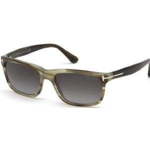 TOM FORD FT0337 Sunglasses 20P Grey 55-16-140