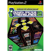 Midway Arcade Treasures 2 / Game