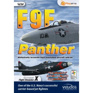F9F Panther (PC) (輸入版)