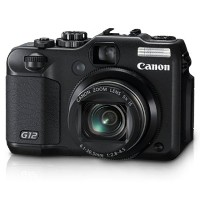 Canon 【並行輸入】 キャノン G12 10 MP Digital Camera デジタルカメラ with 5x Optical Image Stabilized Zoom and 2.8...