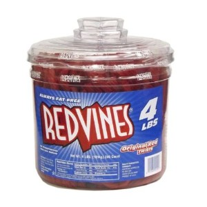Red Vines レッドバインズ リコリッシュ 1.814kg [並行輸入品]