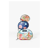 デシグアル(desigual)Set of toiletry bags Trio Kotao 財布 Desigual(デシグアル) バイマ BUYMA