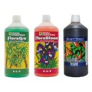 液体肥料 GHE - Flora Series 1000ml Set
