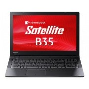 dynabook Satellite B35/R:Celeron 3205U/4GB/500GB_HDD/15.6_HD/Smulti/WLAN/8.1Pro 64/Office無/Webカメラ有