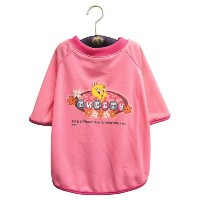 Tシャツ(ハンガー付き) M 小型犬用 WB-TM1 ピンク 5505h