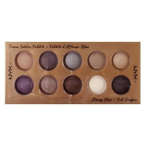 NYX Dream Catcher Palette - Stormy Skies (並行輸入品)
