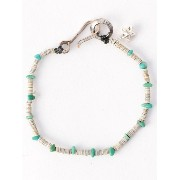 (シップス) SHIPS N.WORKS:BLUE DYE BRACELET 119330596 Light Blue2