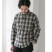 DOORS FLANNEL CHECK SHIRTS【アーバンリサーチ/URBAN RESEARCH シャツ・ブラウス】