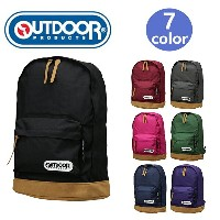 OUTDOOR PRODUCTS リュック 15L リュックサック デイパック リュックバッグ 通学リュック 丈夫 高校生 通学 通勤 旅行 バック カバン 鞄 人気 かわいい おしゃれ 軽量...