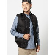 (ビームス) BEAMS O.MA-1 DOWN VEST 11060334139 M BLACK