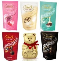 Lindt(リンツ) リンドール &テディチョコレートセット