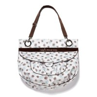 magic stroller bag Sac Maribou besace ラウンド茶