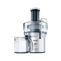 Breville コンパクト・ジュースファウンテン BJE200XL 直輸入