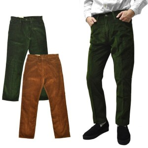 【2 COLOR】LEVI'S VINTAGE CLOTHING(リーバイス ヴィンテージクロージング) STA-PREST 519 CORDUROY PANTS(スタプレ 519...