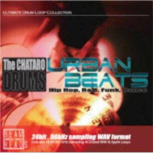 The CHATARO DRUMS/URBAN BEATS