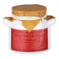 Euvo Design Bouteille oeuf コリアンダー(パクチー) BO90071