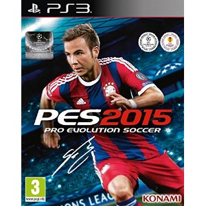 Pro-Evolution Soccer 2015 (PS3) (輸入版)