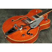 GRETSCH G5420T Electromatic Orange Stain Hollow Body Single-Cut with Bigsby エレキギター