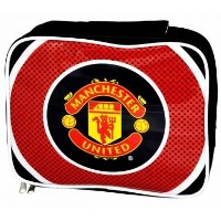 Man Utd Crest Lunch Bag