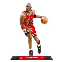 Photo File NBA シカゴ・ブルズ #23 マイケル・ジョーダン Standz (Road Jersey) - ・ [その他] [その他]