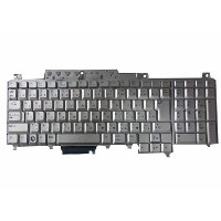 Dell Inspiron 1720 Inspiron 1721 日本語キーボード シルバー NSK-D800J 0DY691