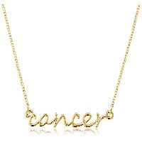 [Jules Smith] Jules Smith ZODIAC NECKLACE-CANCER JSD1090Y_CAN