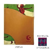 spia パスケース Pass Case [NO.1] SOCIAL DANCE FSP-3111S [正規代理店品]