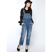 BROWNY STANDARD 【BROWNY STANDARD】(L)Wide Overall ウィゴー【送料無料】