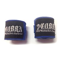 COBRA Hand Wrap BLUE バンテージ 400cm