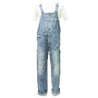 Lee リー AMERICAN RIDERS OVERALLS LM4254-556 L