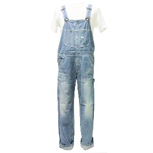 Lee リー AMERICAN RIDERS OVERALLS LM4254-556 S寸