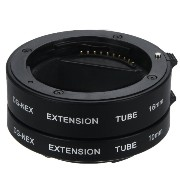 XCSOURCE Macro Extension Tube for Sony E-Mount A6000 A5000 NEX-5R NEX-3N C3 用 マクロエクステンションチューブ LF434
