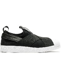 アディダス スーパースター スリップオン W Adidas Womens Originals Superstar Slip on casual shoes black white S81337 /...