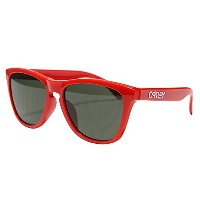 (オークリー) Oakley FROGSKINS SUNGLASSES ASIAN FIT OO 9245-20 POLISHED RED/DARK GREY フロッグスキン アジアンフィット...