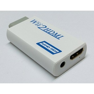 Wii to HDMI コンバーター
