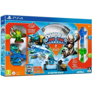 Skylanders Trap Team: Starter Pack (PS4) (輸入版)